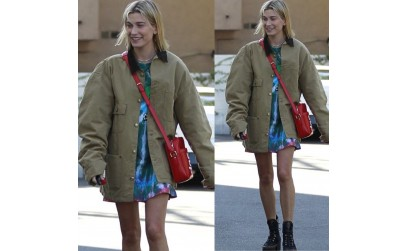 Hailey Baldwin Stili