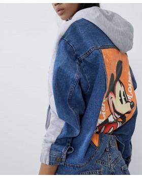 Mickey Kot Sweatshirt