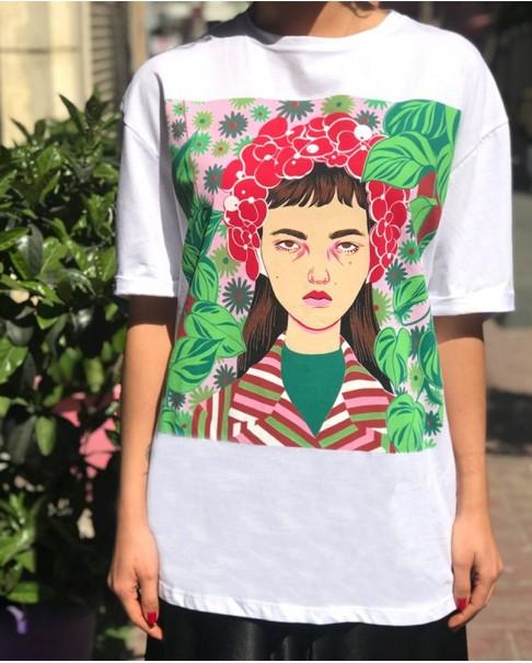 Frida Tişört