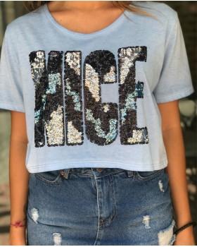Nice Tişört