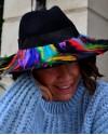 Gökkuşağı Şapka